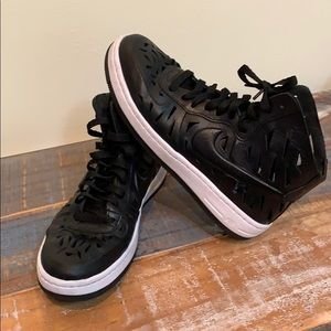 Women's AF1 Ultra Force Mid Joli Cut-Out Sneakers